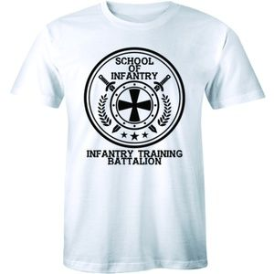 School Of Infantry Training Battalion Mens T-shirt